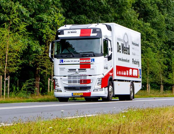 Vrachtwagen c rijbewijs