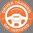 logo DAF driver training