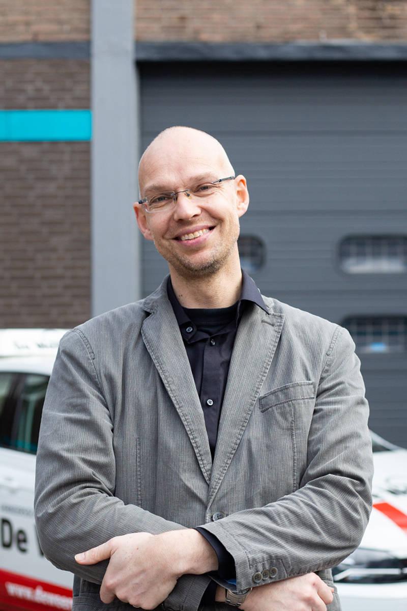 Ewald van Dijkhorst