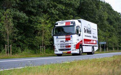 Vrachtwagenrijbewijs via het UWV