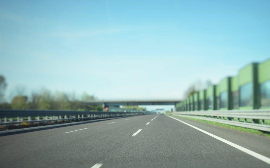 Rijangst snelweg