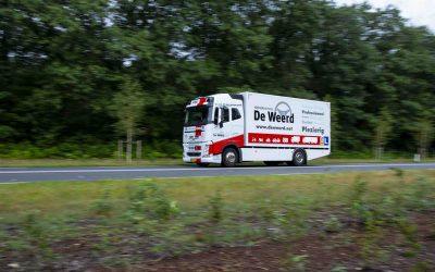 Vrachtwagenrijbewijs met 18 jaar