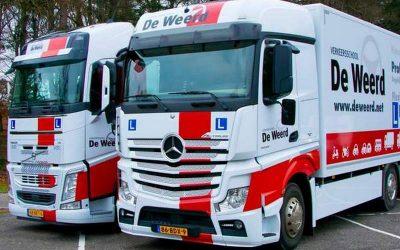 Wat zijn de kosten voor het halen van je vrachtwagenrijbewijs